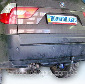 Фаркоп BMW X3 (кузов Е 83) с 2006-2009 г.