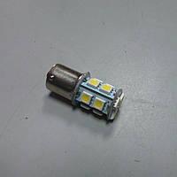 Лампа светодиодная 12V21/1c цоколем белая