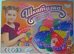 "Шкатулка ""Сверкающая пайетка"" SHR-01-03 Danko-Toys Украина"