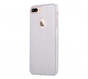 Чехол-накладка Vouni Shine cover для iPhone 7/8 Silver