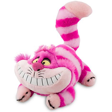 Disneey Мягкая игрушка Чеширский кот 50см - Алиса в стране чудес