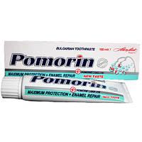 Паста зубная  Pomorin максимальная защиты и восстановление эмали Ален Мак 100 ml