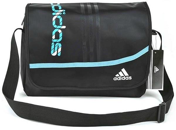 Спортивные молодежные сумки через плечо