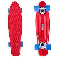 "Penny Board Candy 22"" Red/Blue"