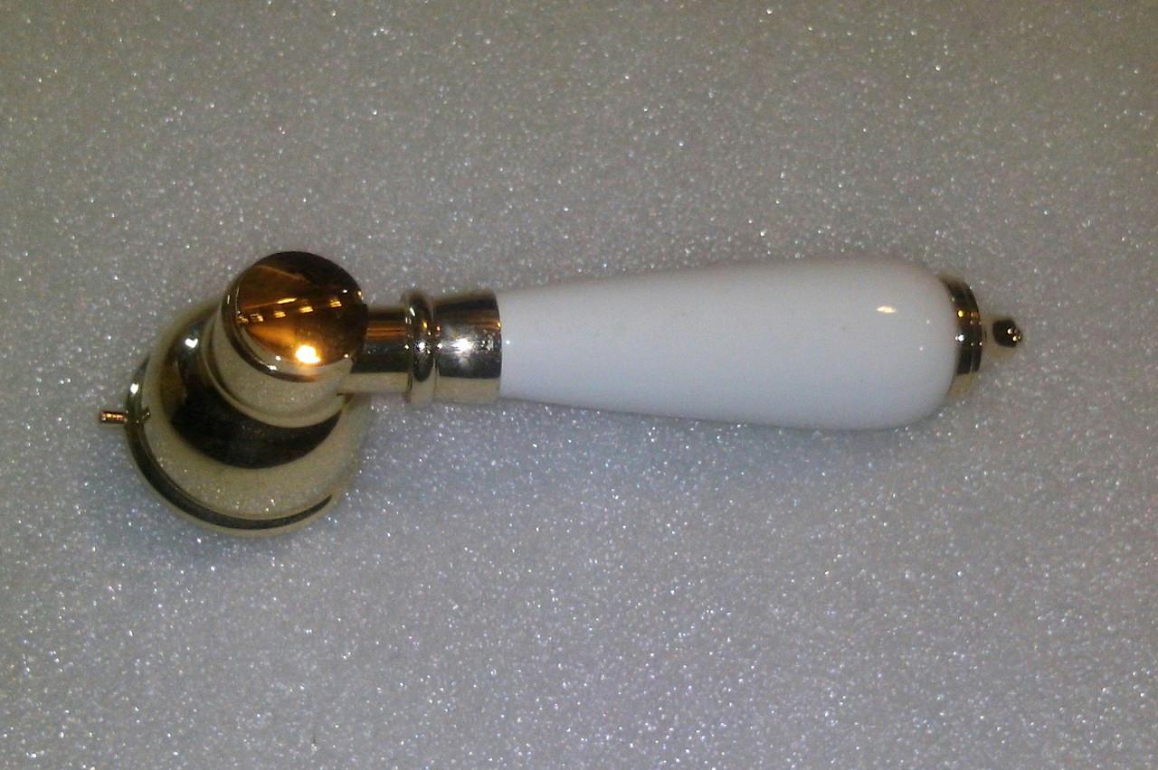 Ручка для смесителя Devon Devon HUF94LEVA (золото)