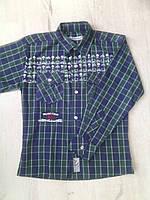 Детская рубашка для мальчика Турция 2870