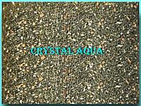Аквариумный грунт Микс темный 3-5 мм