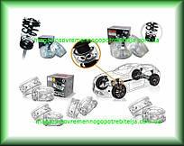 Автобаферы для всех моделей автомобилей, комплект 4 шт