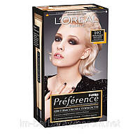 Краска для волос Loreal Feria Preference 102