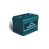 Аккумулятор Daewoo Lanos Sens (Део Ланос Сенс) WESTA (веста) 55 Ач