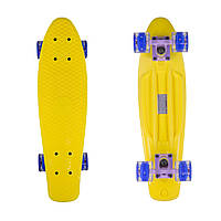 """Penny Board Candy 22"""" Yellow/LED"""