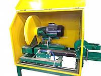 Торцовочный станок автоматический для резки топливных брикетов (Pini-kay)  ЦПА 63-63