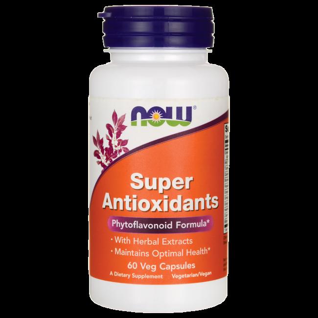 Супер Антиоксиданты / Super Antioxidants, 60 капсул