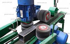 Cтанок для очистки труб от ржавчины и шлифования деревянных изделий  ШлК4-100/100, фото 2
