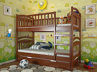 Двоярусне ліжко Смайл.