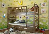 Двоярусне ліжко Смайл., фото 3