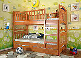 Двоярусне ліжко Смайл., фото 4