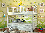 Двоярусне ліжко Смайл., фото 5