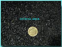 Аквариумный грунт Базальт черный 2-3 мм
