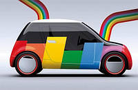 Какой цвет автомобиля подходит вам.