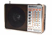 Радиоприемник Колонка KN 1008 USB MP3 Радио am
