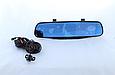 Видеорегистратор-зеркало с двумя камерами DVR 138W ZC, фото 3