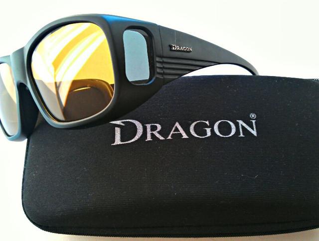 Поляризационные очки Dragon