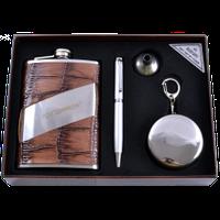 Подарочный набор Moongrass AL805 Фляга, лейка, стакан, ручка