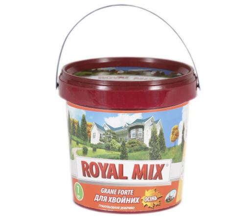 """Удобрение для хвойных осень """"ROYAL MIX"""" 1 кг, минеральное комплексное"""