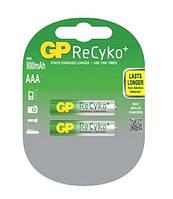 Аккумулятор GP ReCyko+ Ni-Mh AAA (85ААAHC-U2 R03), 850mAh