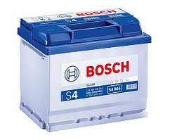 Аккумулятор Daewoo Lanos Sens (Део Ланос Сенс) BOSCH S4 (Бош) 60 Ач