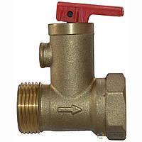 Предохранительный клапан для бойлера с обратным клапаном