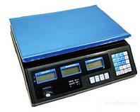 Торговые Электронные Аккумуляторные Весы до 50 кг, фото 1