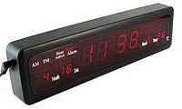Настільні Електронні Годинники Led Clock CX 808