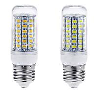 25W Е27, Е14 69LED Экономная светодиодная лампа! (белый и тёплый) LED лампа Качество!