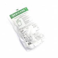 Перчатки хирургические стерильные с пудрой Medicare (Допомога)