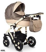 Детская универсальная коляска 2 в 1 Bebe Mobile Toscana 408L