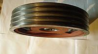 Шків роторної косарки великий