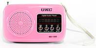 Портативний MP3 Спікер UKC SPS MD 1300 Радіо, фото 1