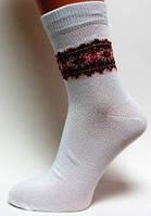 460 р.14-16 Дитячі шкарпетки демі, ВИШ.ЧЕРВОНА
