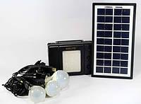 Система Освещения GD 8076 Solar Board