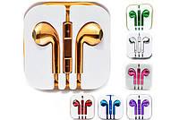 Наушники MP3 I 5 Electroplating Color am