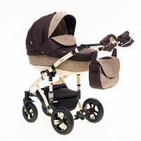 Детская универсальная коляска 2 в 1 Bebe Mobile Toscana 610K