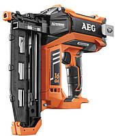 Аккумуляторный гвоздезабиватель AEG B16N18-0 (4935451533)