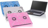 Охлаждающая Подставка под Ноутбук Notebook Helder