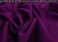 Креп- дайвинг трикотаж фиолетовый (от 5 метров)