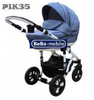 Детская универсальная коляска 2 в 1 Bebe Mobile Toscana PIK35
