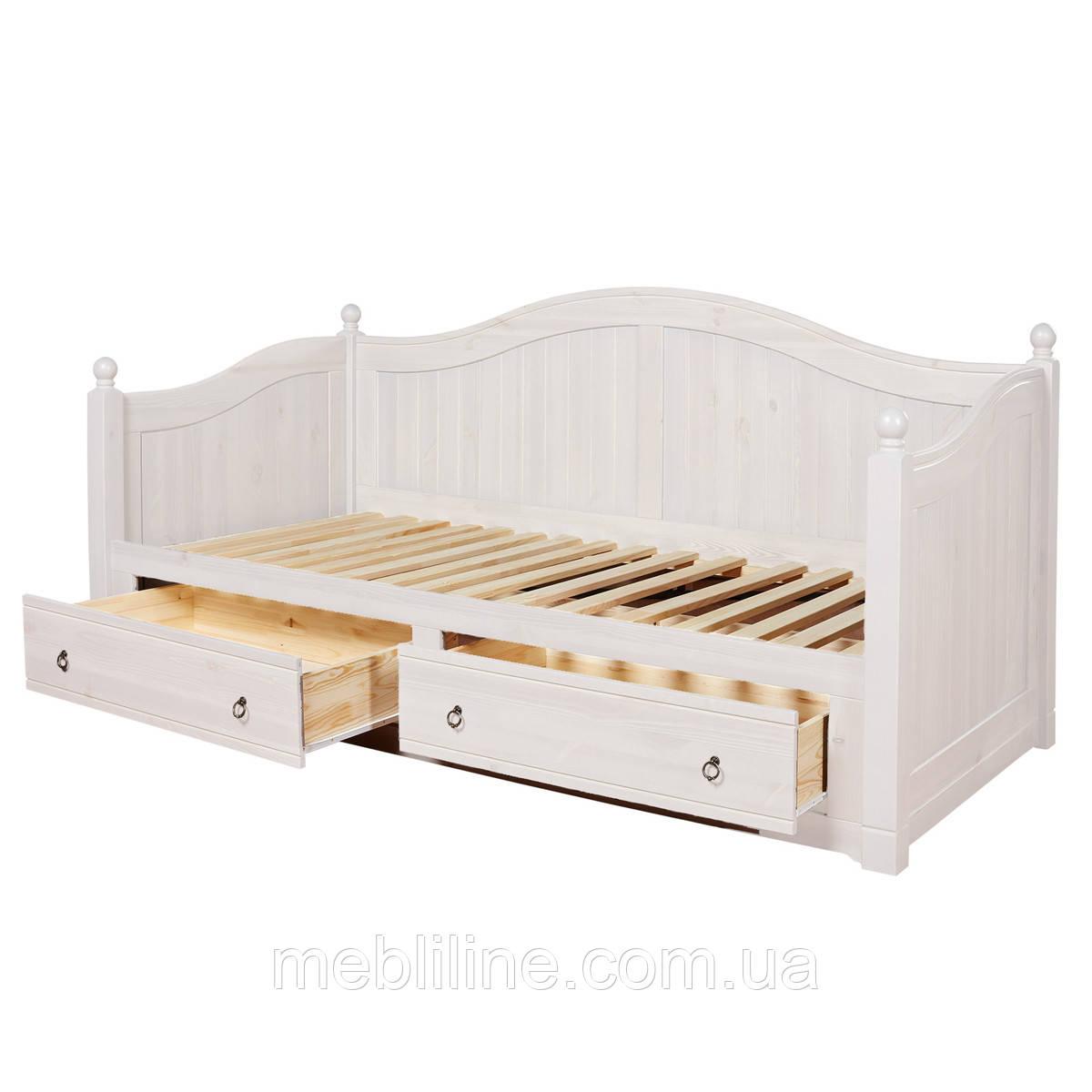 детская кровать из дерева Vilet деревянные односпальные кровати