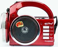 Радіоприймач Ліхтар PuXing PX 603 UR Радіо am, фото 1