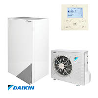 Тепловой насос воздух-вода DAIKIN split DC-inverter 8.4 кВт